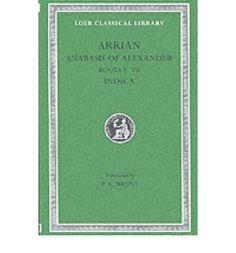 Anabasis of Alexander: Bks.5-7 v. 2 (Hardback)