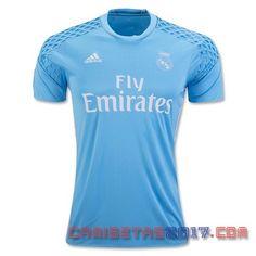 Camiseta portero Real Madrid 2016 2017 primera