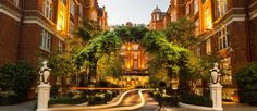 5 Luxury Hotels in London That Were Once Secret Spy Locales