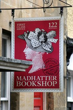 Madhatter Bookshop, Oxfordshire