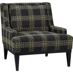 Donegal Chair. Crate & Barrel. $1,299