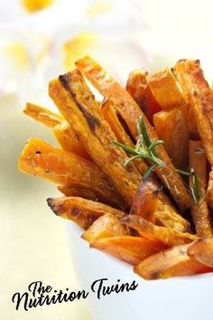 "Sweet Potato ""Fries"" 