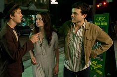 """(L-r) THOMAS MANN as Link, ALICE ENGLERT as Lena Duchannes and ALDEN EHRENREICH as Ethan Wate in Alcon Entertainment's supernatural love story """"BEAUTIFUL CREATURES,"""" a Warner Bros. Pictures release. © 2013 Alcon Entertainment, LLC"""