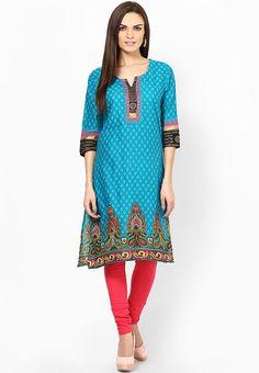 Indian Bollywood Kurta Kurti Designer Women Ethnic Dress Top Tunic Pakistani #Shree #Ethnic