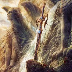 Excalibur https://www.artstation.com/jason_engle