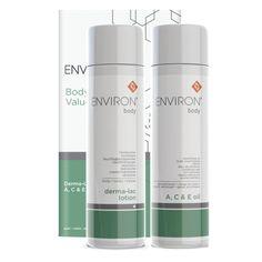 Essentials Value Pack - Derma-Lac Lotion + A, C & E oil 200ml  Selges på Beautysecrets salongen for 950,-