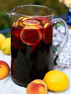 Berry Pitcher Drink