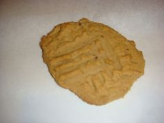 Is this not the ultimate comfort dessert?  Peanut Butter Cookies