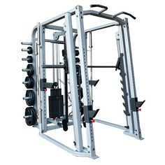 Pro Maxima Outlaw CF-9300 Total Body Trainer - The Outlaw Total Body Trainer is a serious piece of equipment that allows you and your clients to perform hundreds of body transforming exercises. Massive 435 lb. weight stack provides a full range of resistance for beginners to professionals. http://www.power-systems.com/p-5065-pro-maxima-outlaw-cf-9300-total-body-trainer.aspx