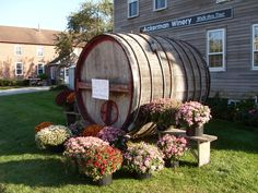 Fall in the Amana Colonies