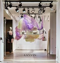 WEBSTA @ dailyshopwindow - @lanvinofficial , Paris 2016 by @dailyshopwindow…