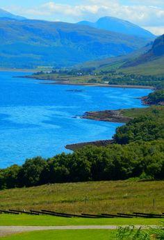 "fuckitandmovetobritain: "" Gruinard Bay, Scottish Highlands, Scotland, UK """