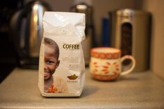 Coffee that Provides Clean Water to Uganda