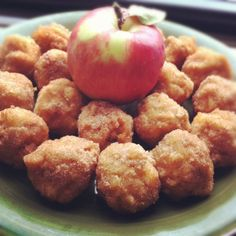 Apple Pie Cake Balls...also has the recipe for a yellow buttermilk cake that you use as well...