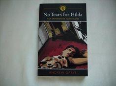 14) Buch: No Tears for Hilda, in Englisch, Preis 8€