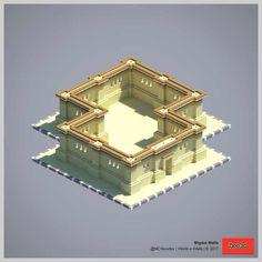 Post with 22826 views. 2017 World-o-Walls (Redux) Minecraft Building Designs, Minecraft Structures, Minecraft Interior Design, Minecraft Houses Blueprints, Minecraft Architecture, Minecraft Projects, Minecraft Furniture, Minecraft Buildings, Minecraft Wall