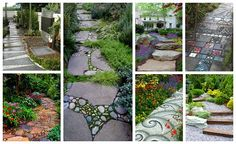 5 Terrific Garden Pathways That You Shouldn't Miss