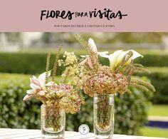 Flores sãoas mais delicadas formas de demonstrar carinho. Para qualquer canto da casa, elas [...]