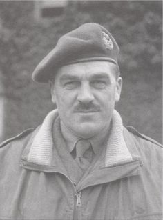 Major-General Roy Urquhart commanded British Airborne, assigned Arnhem sector; played by Sean Connery in the movie A Bridge Too Far.