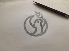 Dove by matthieumartigny #Design Popular #Dribbble #shots