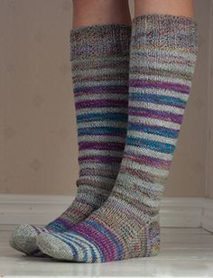 I used Lang Fantomas and Wendy Roam Fusion yarns. Knitting Socks, Hand Knitting, Knitting Patterns, Argyle Socks, Striped Socks, Fluffy Socks, Lang Yarns, Yarn Bombing, Cool Socks