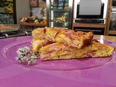 Εύκολη πίτα με 5 υλικά σε 25 λεπτά από την Εύα Παρακεντάκη Tin, French Toast, Bakery, Meat, Breakfast, Food, Products, Morning Coffee, Pewter