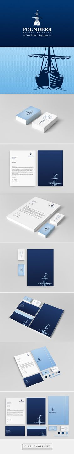 Founder's Health Alliance / Brand Identity