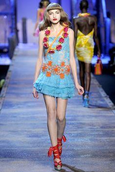 9394464aff9 Christian Dior Spring 2011 Ready-to-Wear Fashion Show - Simona Andrejic