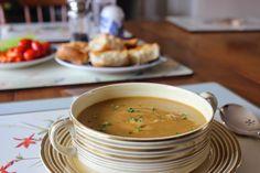 À vos fourneaux: Potage indien aux lentilles Saveur, C'est Bon, Ethnic Recipes, Hui, Comme, Food, Lentils, Indian, Recipes