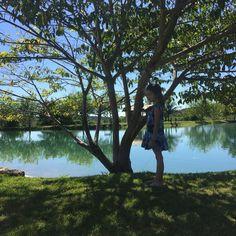 Nascente Azul, paraíso para fotos !