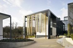St. Alphege Learning & Teaching Building / Design Engine Architects Ltd