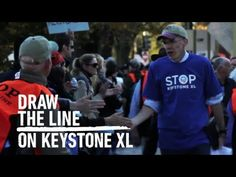 On September 21st, we will draw the line to protect our communities from climate change and show President Obama that there is no turning back -- to keep his climate promises, he has to stop Keystone XL and the tar sands.