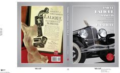 "For 'The Bible' on the subject following-on from Vol. 1...  Book title: ""Unique Lalique Mascots"" sub-title: The automotive radiator hood & desk ornaments of master glass artisan R. Lalique (including all new photos, plus up-dated auction results) by G.G. Weiner"" - This book will be available on-line with eBay and Amazon as well as all good bookshops as Waterstones etc. It can be ordered through the ISBN number 978-1-78623-903-7 - Both are 'must-have' editions!"