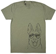 Aviator Shades German Shepherd Dog Men s T-Shirt by Inkopious 1af1224ad