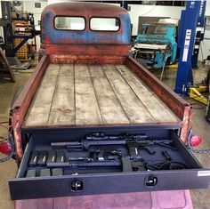 pics of rat rod trucks Rat Rod Trucks, Dodge Trucks, Truck Mods, Cool Trucks, Pickup Trucks, Cool Cars, Diesel Trucks, Big Trucks, Bagged Trucks