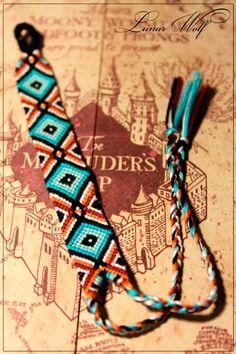 Photo of by By_Sandra – friendship-bracel… – TheTellMeWhy – armband knüpfen Diy Bracelets With String, Thread Bracelets, Embroidery Bracelets, Summer Bracelets, Cute Bracelets, Beaded Bracelets, Ankle Bracelets, Anklet Designs, Bracelet Designs