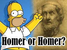 The renowned poet from ancient Greece or the beloved cartoon character from The Simpsons? Tv Show Quizzes, Online Quizzes, Personality Quizzes, Homer Simpson, Playbuzz, Theme Song, Ancient Greece, The Simpsons, 2000s