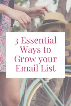 Need some tips of how to increase your number of email subscribers? Hop on!