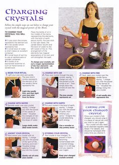 Crystals & Stones:  Charging #Crystals.  http://www.psychicreadinglounge.com http://www.aileenacavali.com