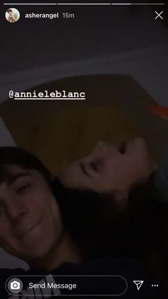 Annie Angel, Annie Lablanc, Friend Quotes For Girls, Girl Quotes, Cute Couples Goals, Couple Goals, Celebrity Couples, Celebrity News, Her Annies