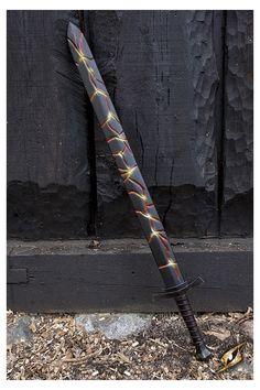 Infernal Footman Larp Sword - Long (100cm)