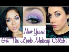 Get The Look   New Years Makeup Inspiration - YouTube