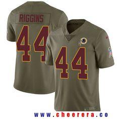 Men s Washington Redskins  44 John Riggins Olive 2017 Salute To Service Stitched  NFL Nike Limited 2432e687a
