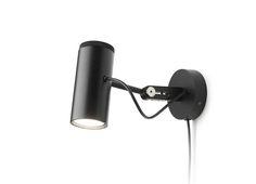 Marset-polo-wall-lamp-black-Remodelista