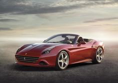 2015 Ferrari California T Revealed Ahead of Geneva Debut
