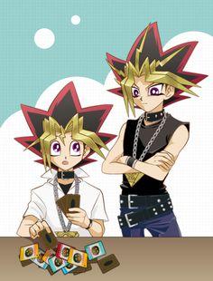 Tags: Anime, Yu-Gi-Oh!, Yami Yugi, Pixiv Id 318895, Yu-Gi-Oh! Duel Monsters