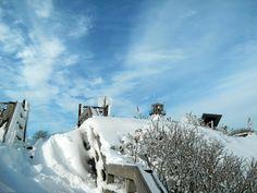 cape cod in the winter | Winter scene at Chatham Lighthouse, Cape Cod. | Cape Cod