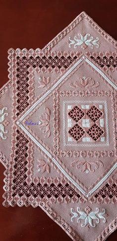 Sewing Pants, Hardanger Embroidery, Bargello, Cutwork, Needlework, Blanket, Crochet, Patterns, Design