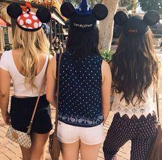 Besties in Disney