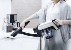 Cordless Cleaner [VC-CL100] | Complete list of the winners | Good Design Award